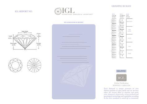 diamond cut color  clarity chart    formtemplate