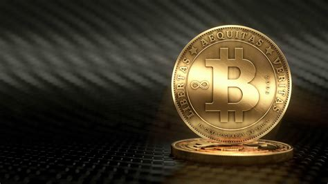 Gold Bitcoin Hd Wallpaper