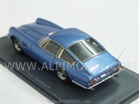 neo AC 428 Frua Fastback 1967 (Metallic Light Blue) (1/43 ...