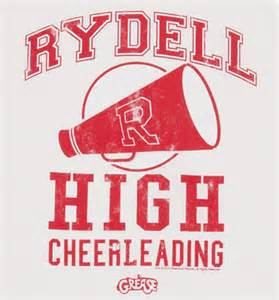 Grease New Rydell High School Cheerleader Sandy Dress Pictures to pin