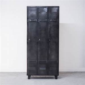 Casier Industriel Metal : vente meuble industriel pas cher mobilier int rieur cr atif ~ Teatrodelosmanantiales.com Idées de Décoration