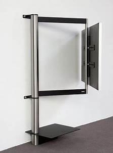 Wandhalterung Für Tv Geräte : flatscreen wandhalterung frei drehbare und schwenkbare tv wandhalterung f r ~ Sanjose-hotels-ca.com Haus und Dekorationen