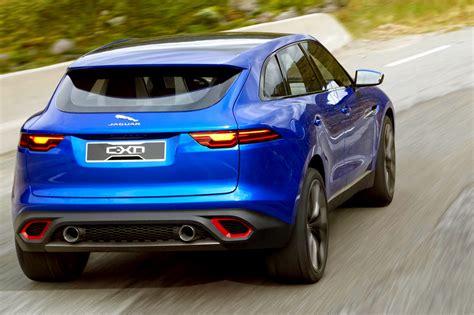 Photos Jaguar Xq Q-type C-x17 Concept 2014 From Article