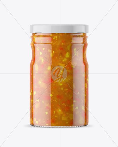 Including multiple different angles and views with clean empty space to add fully customizable mockup of a rectangle cardboard box, get the all best free packaging mockups that are all high quality resolutions, smart. Clear Glass Jar with Sweet & Sour Sauce Mockup in Jar ...
