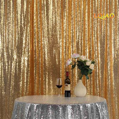 Diy Backdrops 10x10 by Gold Sequin Backdrop 10x10 Photograph Backdrops Wedding