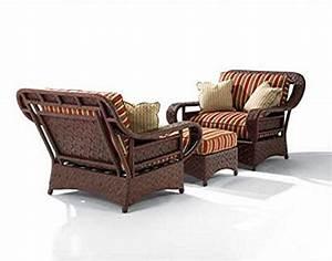 Lane venture wicker furniture bob timberlake d collection for Bob timberlake sectional sofa