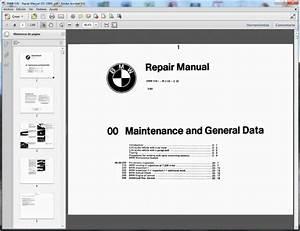 Bmw E30 - Repair Manual