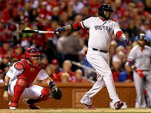 David Ortiz's Link To Steroids Is Casting A Dark Cloud ...