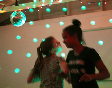 Check Out Our Garage Disco & Enter For A Chance To Win