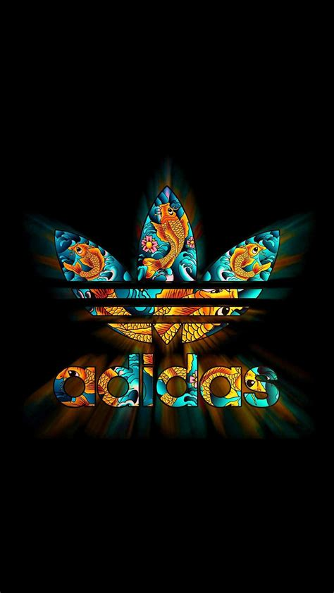 Android Iphone Adidas Cool Wallpapers by Amyaajanaee Sc Kvng Myaa Adidas Wallpaper
