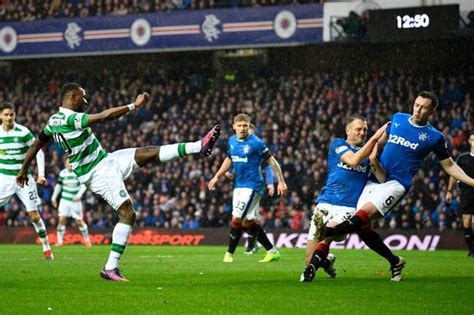 How many watched Rangers v Celtic Premiership clash at ...