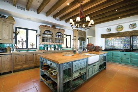 Mexikanische Kuche by Use Of Mexican Kitchen Design To Improve Your House
