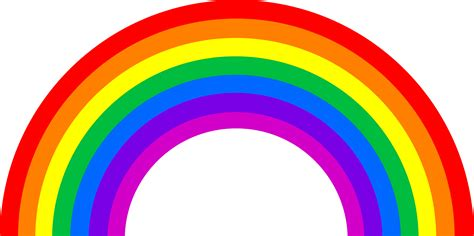 Clipart Rainbow Rainbow Clipart Transparent Background Pencil And In
