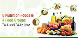 Eating Nutritious Food Is The Key For Healthy Living