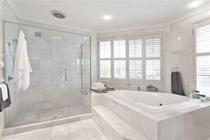 ensuite bathroom renovation ideas calacatta marble and carrara marble explained nsg houston