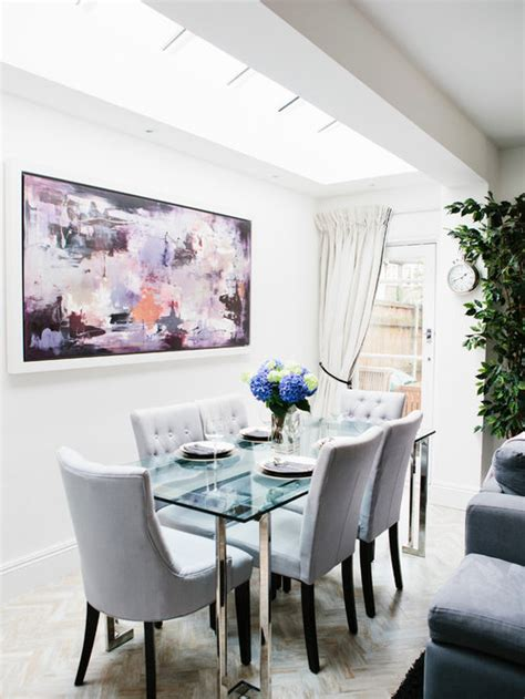 glass dining table design ideas remodel pictures