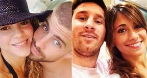 El golpe bajo de Shakira a la novia de Messi puede ser el ...