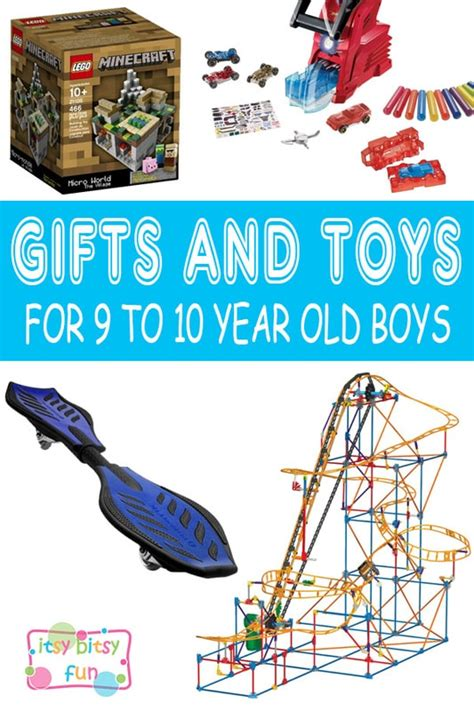 10 top gifts 9 year boy best gifts for 9 year boys in 2017 itsy bitsy