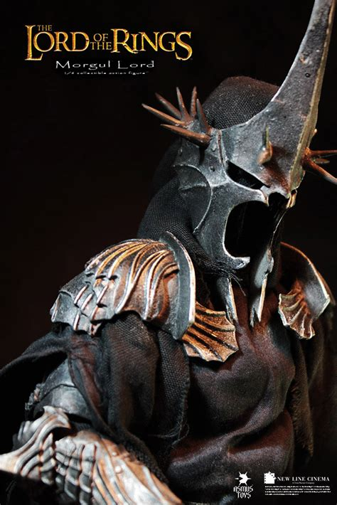 collecting  precious asmus toys morgul lord figure