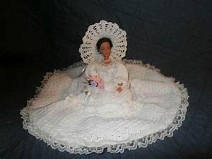 robe au crochet poupee barbie gwen pinterest With robe au crochet