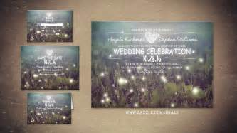 backyard wedding invitations read more whimsical garden lights wedding invitations wedding invitations by jinaiji