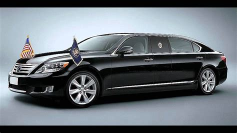 New Limo by Obama New Limo Lexus Ls600hl The Best Car Of The World