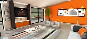 conseils salle a manger orange With salle a manger orange