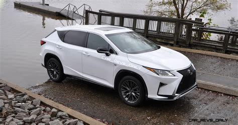 2015 Lexus Rx 350 F Sport Awd For Exclusive Animated Renderings 2017 Lexus Rx L Is Lwb 7 Seat Variant