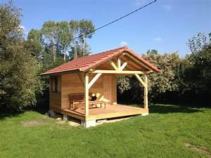 Chalet En Bois Prix : construction petit chalet en bois l 39 habis ~ Premium-room.com Idées de Décoration