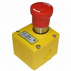 Idem Emergency Stop  E-stop  Switches