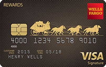 Maybe you would like to learn more about one of these? Wells Fargo Visa Signature Credit Card Review - Seek Capital