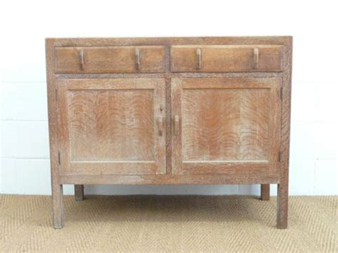 Heal's Limed Oak Sideboard