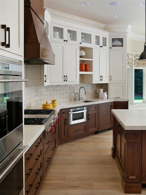 The window above the sink also needs a little. White Upper Cabinets Ideas, Pictures, Remodel and Decor