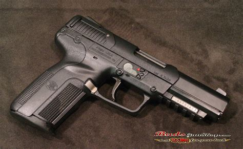 Light Laser Combo by Used Fn Five Seven 5 7x28 Viridian 1139 Free S H On