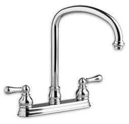 how to repair standard kitchen faucet standard 4771 732 hton 2 handle high arc kitchen faucet