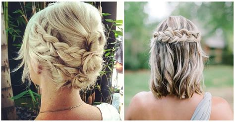 braid hairstyles  short hair   simply gorgeous