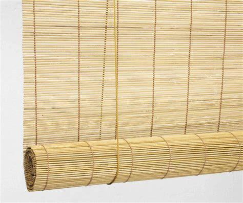 Roll Up Blinds by Bamboo Roller Blinds Blinds Direct