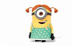 Minions little girl wallpapers and images - wallpapers