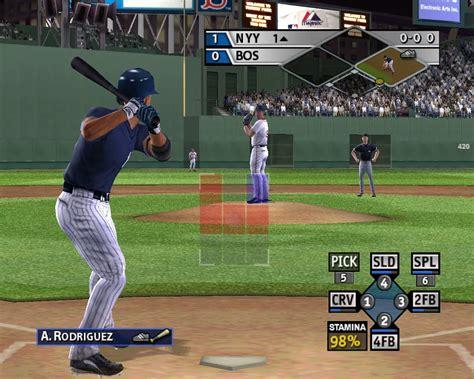 Mvp Baseball 2005 Pc Gameplay Hd Youtube