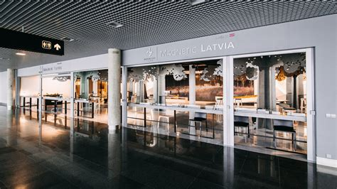 Exhibition stand production | LIAA RIGA airport - Yes We Can