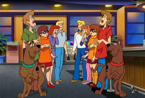 scooby doo   cyber chase  animations
