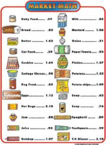 comparing fractions word problems worksheets grocery store math worksheets davezan
