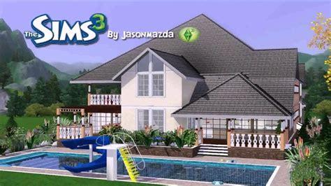 house design  sims  youtube