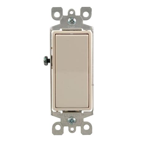 illuminated light switch leviton decora 15 illuminated rocker switch light