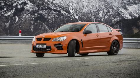 vauxhall monaro vxr8 vauxhall vxr8 review top gear