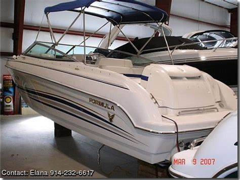 Formula Used Boats Sale Owner by 2001 Formula 260 Bowrider By Owner Boat Sales