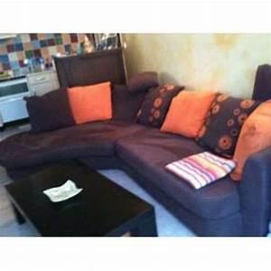 canape d39angle folk conforama With tapis de marche avec conforama canapé cuir noir
