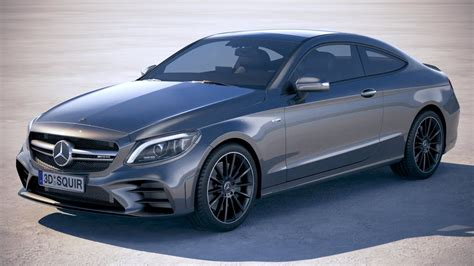 mercedes  class amg coupe   model