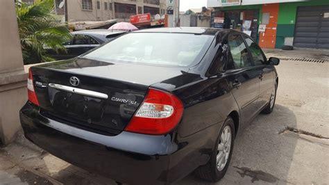 clean toyota camry xle  autos nigeria