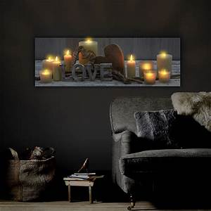 Wall art designs light up our illuminating